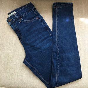 Topshop Jeans - Top Shop Skinny Jeans - Dark Wash NEVER WORN