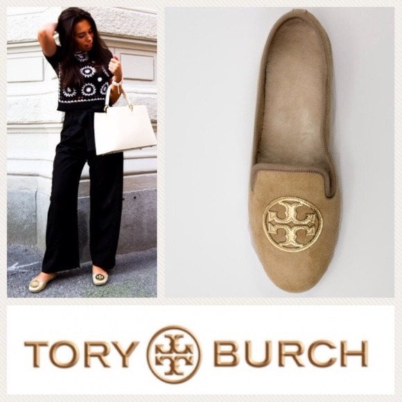 Tory Burch 'Billy' slipper flats