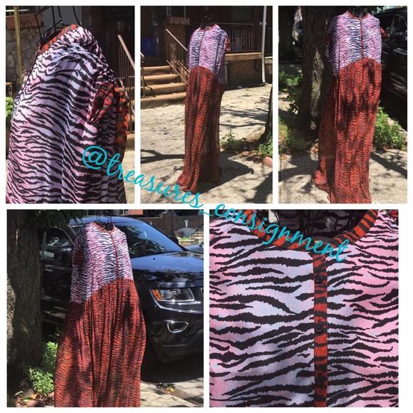 9f24aca2 Kenzo Dresses | Oversized Xhm Dressed | Poshmark