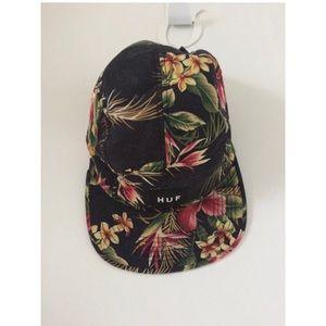 Tropical HUF five-panel hat