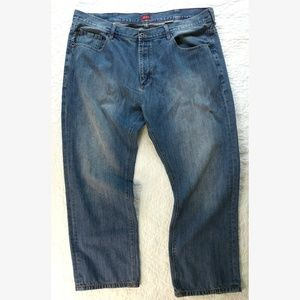 Sean John Other - 42x32 Sean John Jeans Hamilton Blue 100% Cotton