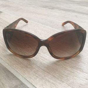 Versace Accessories - VERSACE tortoise sunglasses New Never Worn Out