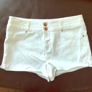 Tinseltown Pants - White shorts