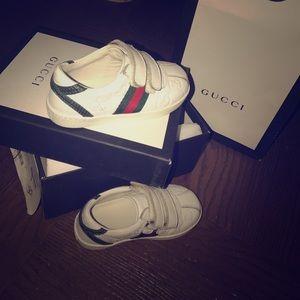 3b9d50e68d6e Gucci Shoes - Size 6 baby Gucci shoes