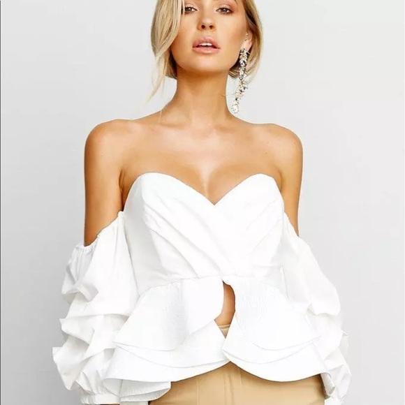 Paperwhite Blouses
