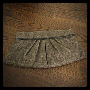 Lauren Merkin Handbags - Lauren Merkin Clutch. Brown/Black.