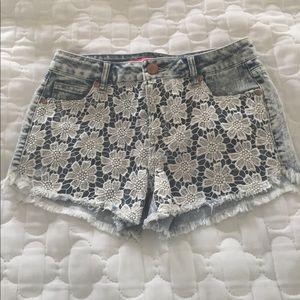 Tinseltown Pants - Jean Shorts