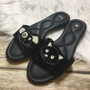 Camper Shoes - Camper Twins Collection Dog & Cat Slide Sandals