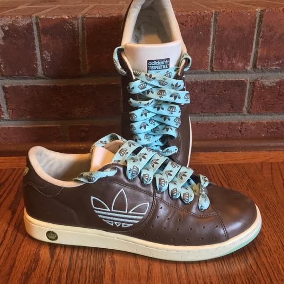 Adidas Shoes Missy Elliot Ivory Leather Sneakers         Poshmark    adidas skor   title=         Respektera mig av Missy Elliot Sz 8          Poshmark