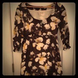 Brooklyn Industries Dresses & Skirts - Empire Waist Floral Print Dress