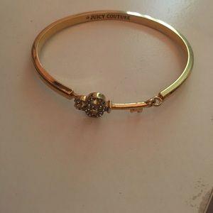 Juicy Couture key bracelet