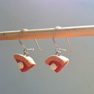 Claire's Jewelry - NEW pumpkin pie Earrings