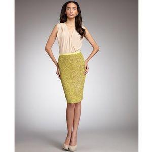 Robert Rodriguez Dresses & Skirts - Robert Rodriguez Beaded Sequin Skirt