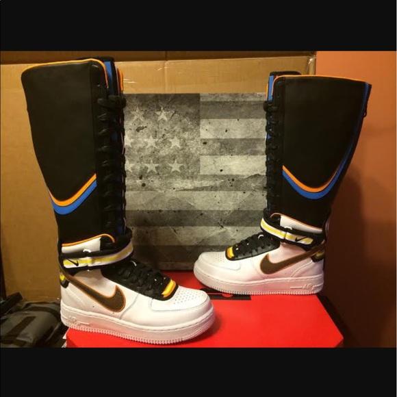 Knee High Nike Sneakers