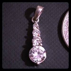 Jewelry - Pendant 925 and CZ