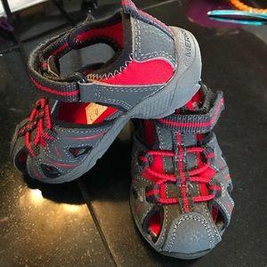 Stride rite boys sandal shoes