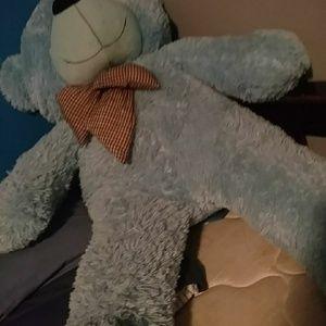 Other - Giant Blue Teddy Bear
