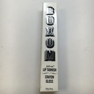 """Buxom Other - Buxom Lip Tarnish Crayon Gloss in """"Caught on Tape"""""""