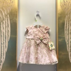 Other - Baby girl designer dress NWT