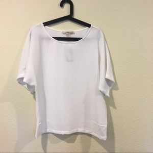 Forever 21 Tops - NWT Forever 21 white classic top blouse