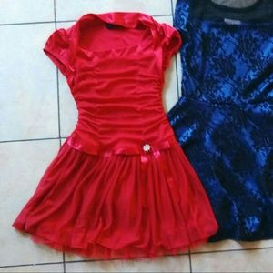 Other - Girls Red dress Size 6