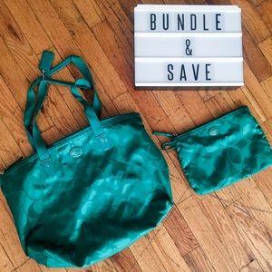 Coach Packable Weekender Bag