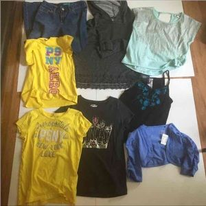 Abercombie Kids Other - Teen girl lot of clothes 10-12