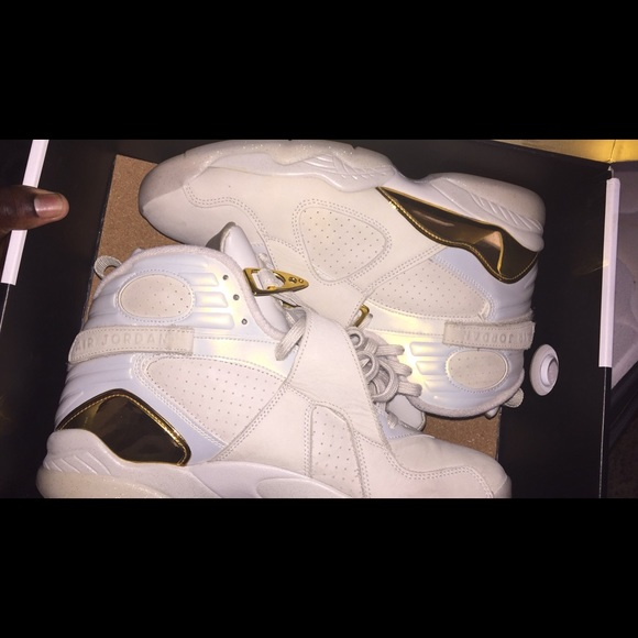 Jordan Shoes | Champagne 8s | Poshmark