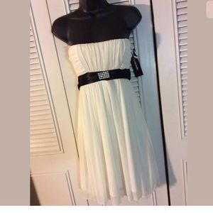 My Michelle White, Black Dress / Special Occasion