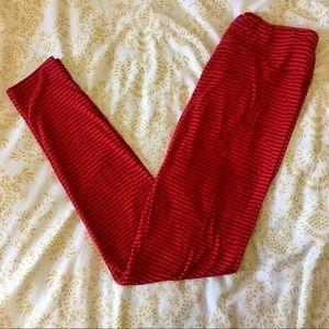 LuLaRoe Pants - LuLaRoe 🦄 Valentine's Day Edition OS Leggings