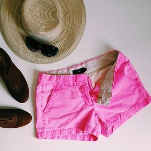 J. Crew Pants - J. Crew   pink chino short   4