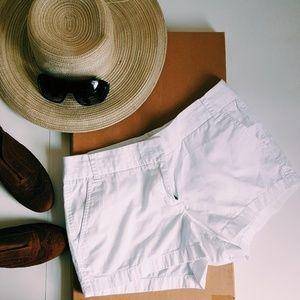 J. Crew Factory Pants - J. Crew   White chino short   6