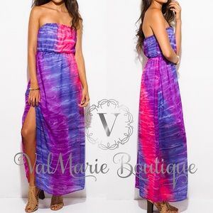 ValMarie Boutique LLC Dresses & Skirts - Sunrise Tube Dress