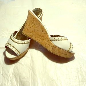 Thalia Sodi Shoes - Wedge slip on