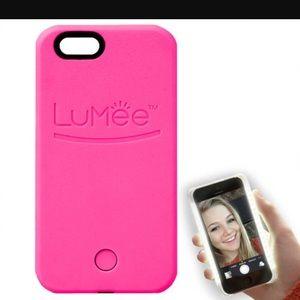 Accessories - iPhone 6/6S plus/5/7/7 plus high quality lumee cas