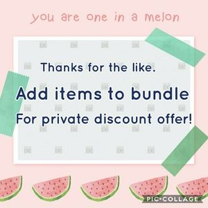 Other - Add 2 bundle for private offer!