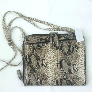 JESSICA SIMPSON iPad crossbody bag