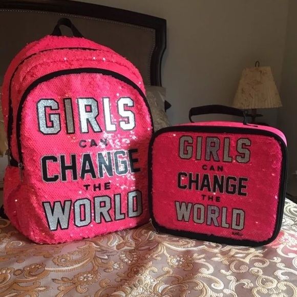 867b8810cd Justice Other - Justice Backpack and Lunch Box