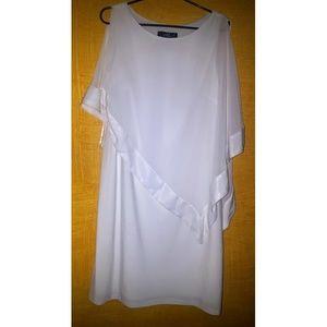 34231c7ee99 Midnight Velvet Dresses - 🆕 Mercedes sequin cape dress from midnight velvet