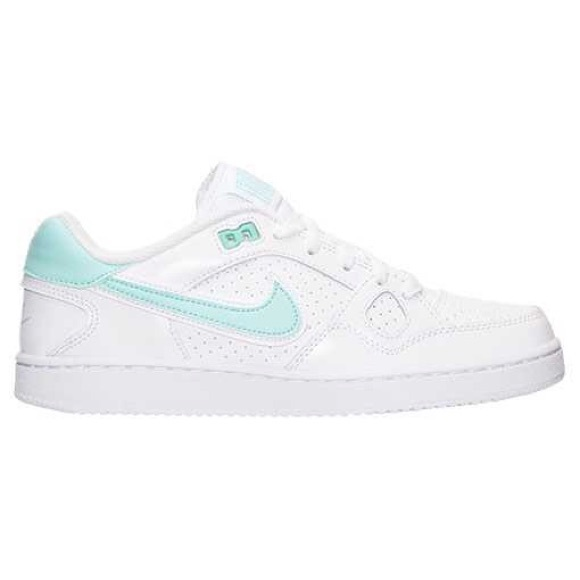 Nike Son of Force Teal white Shoes 616302 131