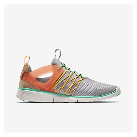 Nike Free Virtuous Running Shoe 725060 003 NIB