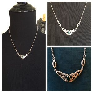 Jewelry - Celtic Sterling Silver Necklace