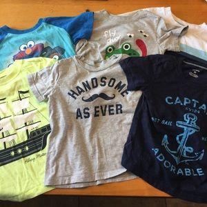 Carter's Other - Toddler Boy T-Shirt Bundle