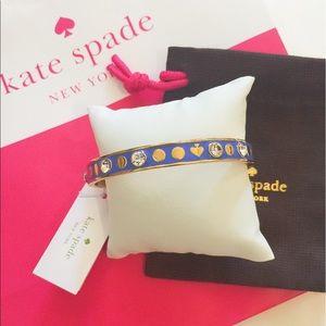 NWT kate spade beautiful shining bangle bracelet