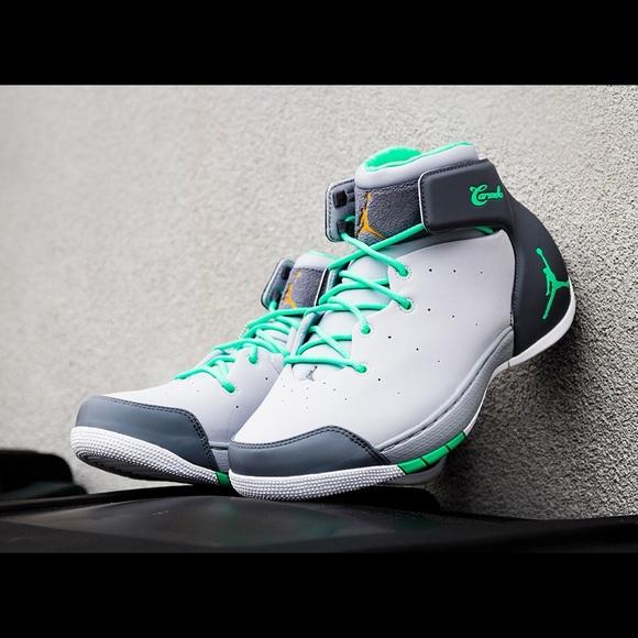 best service 0a53d 3c256 Air Jordan Other - Air Jordan Melo Green Glow