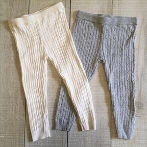 Osh Kosh Other - Sweater Leggings Bundle Lot