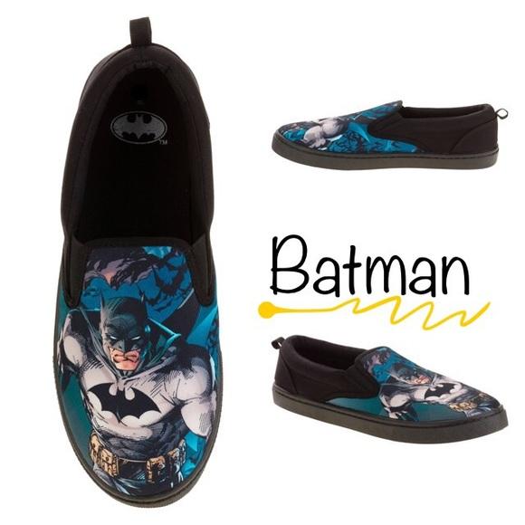 58 batman other nwt comfy batman casual slip