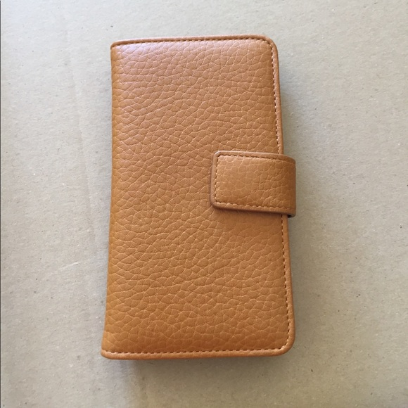 57 off gigi new york accessories gigi new york iphone 6 6s wallet case from laura 39 s closet. Black Bedroom Furniture Sets. Home Design Ideas