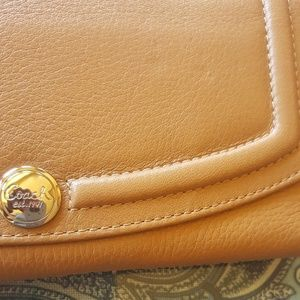 COACH NWOT Leather Wallet