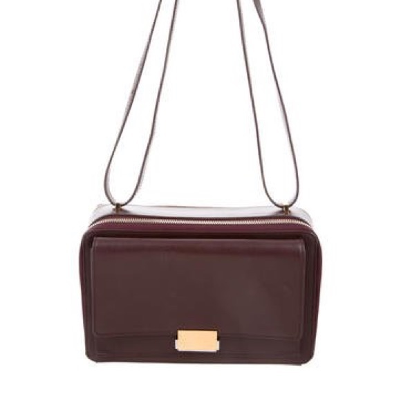 WANT Les Essentiels Handbags - >>>Bordeaux WANT LES ESSENTIALS Demiranda Maxi bag